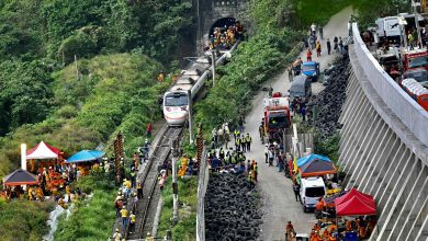 The most serious train accidents in the world in the last 10 years