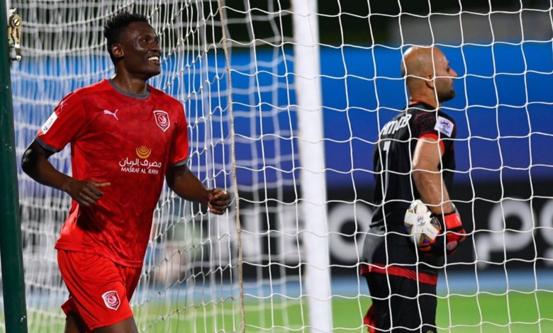 Al Duhail Striker Olunga Tops AFC Champions League Scorers' List