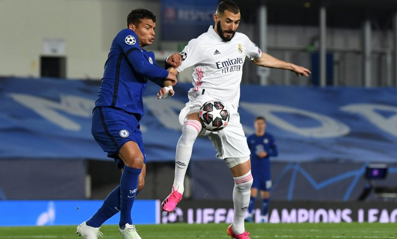Real Madrid, Chelsea draw 1-1 in Champions League semis