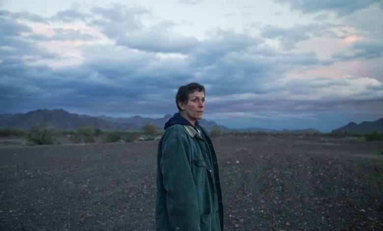 "Recession drama ""Nomadland"" wins 4 BAFTA awards"