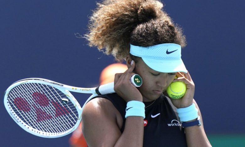 Miami Masters: Maria Sakkari Defeats Naomi Osaka