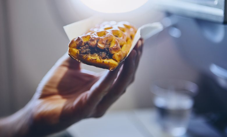 Airplanes turn into fancy restaurants to cope with Covid losses