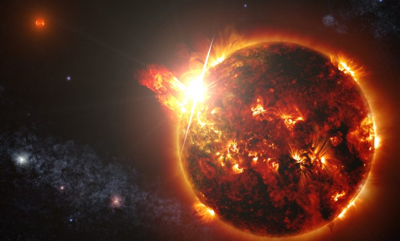 Solar Storms that Could Affect Living Organisms' DNA and Cripple Technology