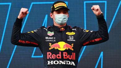 Verstappen Wins Emilia-Romagna GP