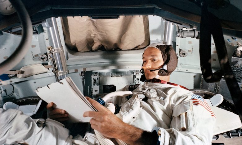 American astronaut Michael Collins of Apollo 11 fame dies at 90