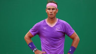 Tennis: Nadal Stunned by Rublev in Monte-Carlo Masters