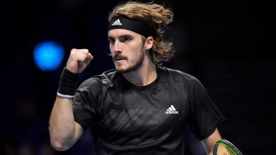 Stefanos Tsitsipas Qualifies to Third Round of Monte Carlo Tennis Masters
