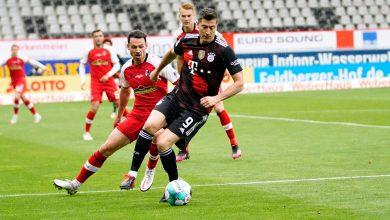 Bayern Munich Tied Freiburg in Bundesliga