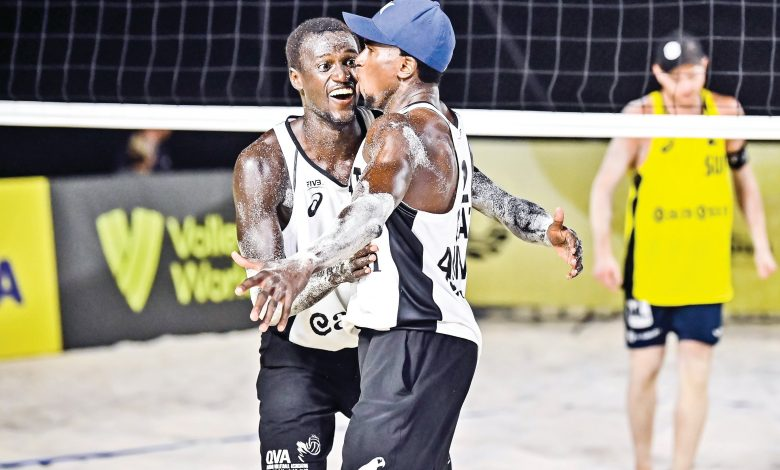 Qatar Reaches 3rd Round Final of Cancun Island Beach Tournament