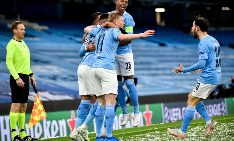 Manchester City in the Champions League Final for First Time