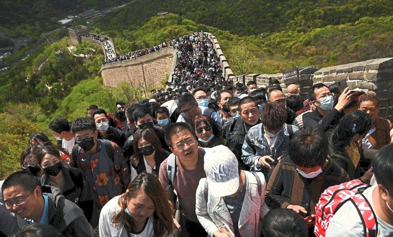 China Labour Day travel rush gives glimpse of pre-Covid life