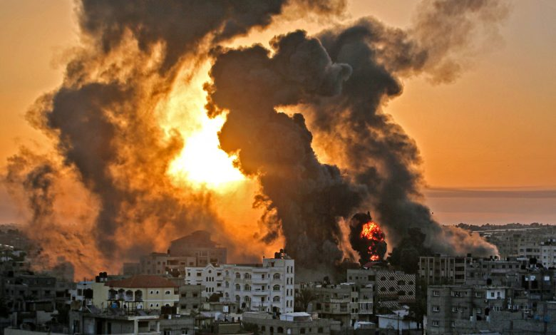 In numbers: Preliminary toll of Israeli aggression against Gaza