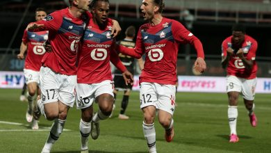 Lille wins France's Ligue 1 for first time in a decade