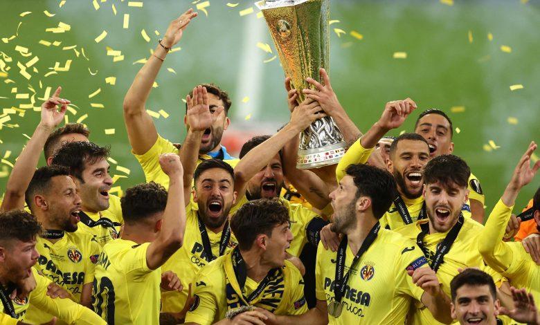 Villarreal bask in 'special' Europa League triumph