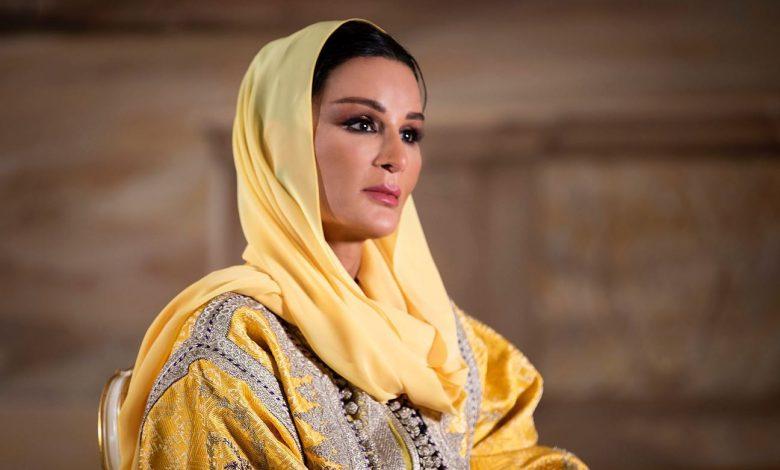 Sheikha Moza Participates in QF's Classes Convocation Ceremony