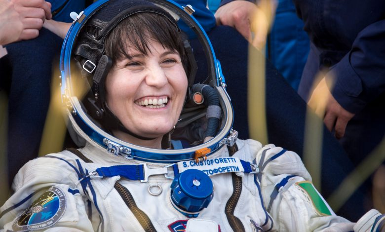Samantha Cristoforetti to become first female astronaut to fly the ISS
