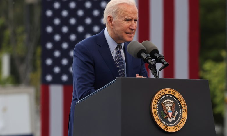 Biden bans most travel to U.S. from India to limit COVID-19 spread
