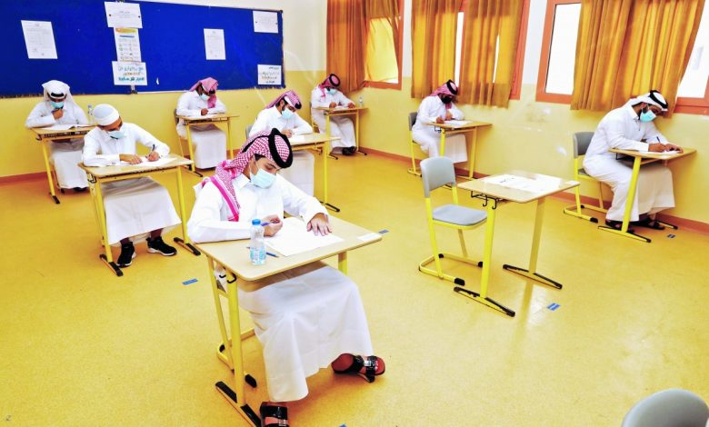15 students in each class to perform tests