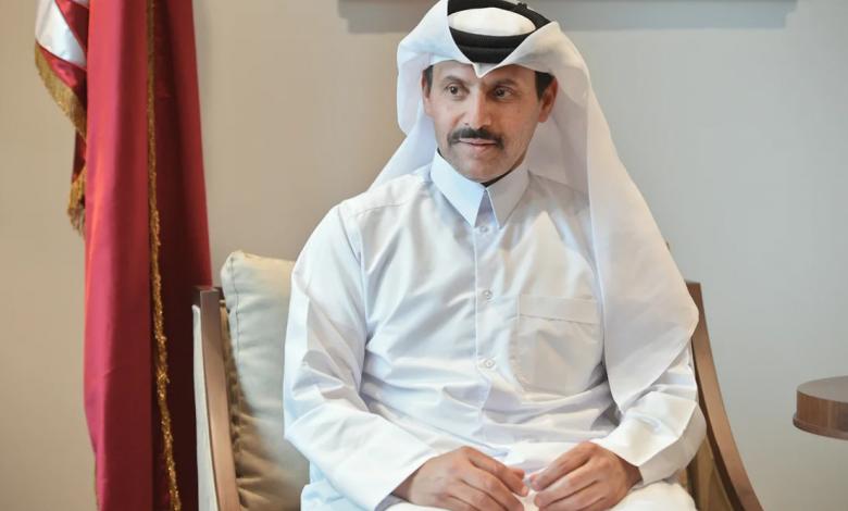 Russian President Receives Credentials of Qatar's Ambassador