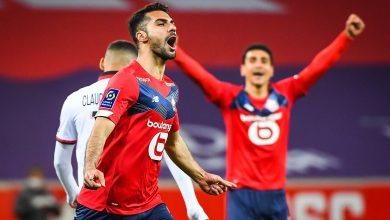 Lille stay top in France as Neymar nets in PSG win