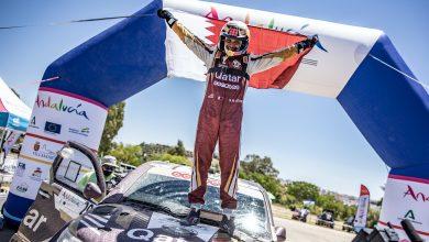 Nasser al-Attiyah wins 2021 Andalucia Rally