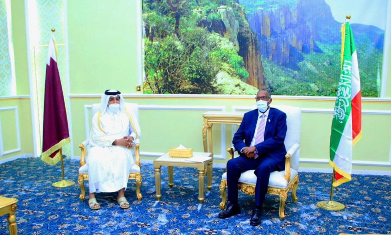 Special Envoy of the Minister of Foreign Affairs Visits Somaliland