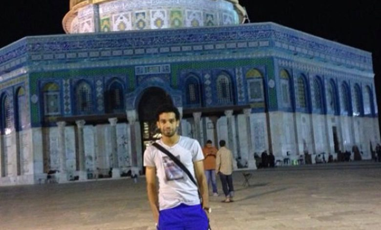 Mohamed Salah tweets about Palestine