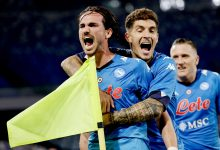 Napoli thrash Udinese to close in on top-four finish in Serie A