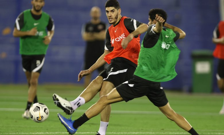 Qatar Continue Preparation for Matches against Oman and India
