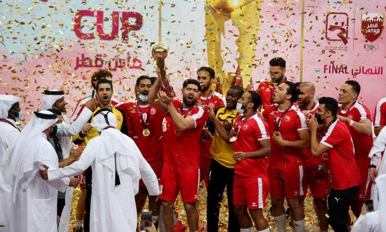 Al Arabi Wins Qatar Handball Cup