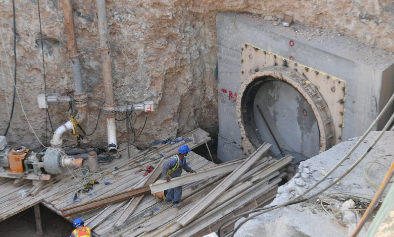 Works underway on roads and infrastructure project in South Duhail and Umm Lekhba