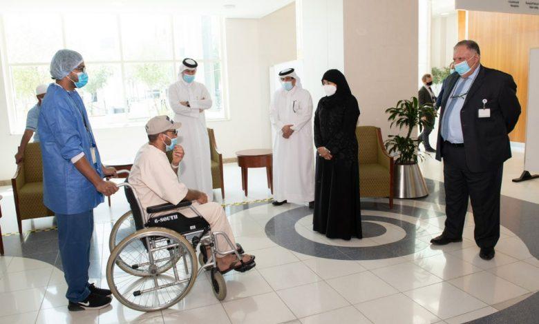 Al Wakra, Ras Laffan Hospitals Discharge Last COVID-19 Patients