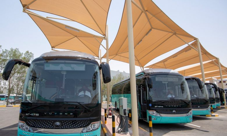 Ashghal to Install 653 Chargers for Electric Buses as per MOTC Plan