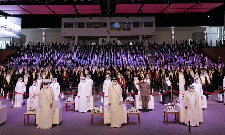 Amir Patronizes Graduation Ceremony of QU Students