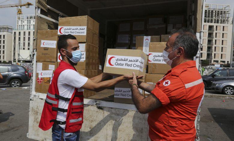QRCS Backs Coronavirus Control Efforts in 6 Countries