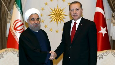 Turkish President Discusses Developments in Palestine with Iranian Counterpart