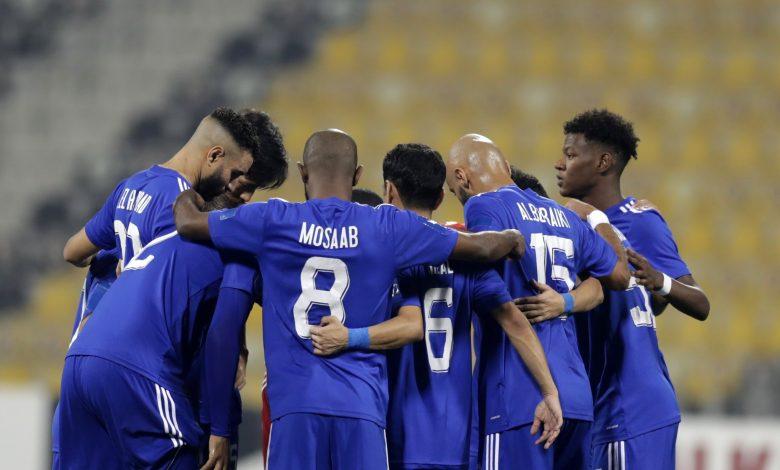 Al Khor, Al Shahania Affirm Readiness for Play-Off Today