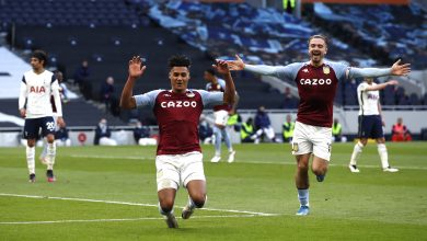 EPL: Aston Villa Take Surprising Win Against Tottenham