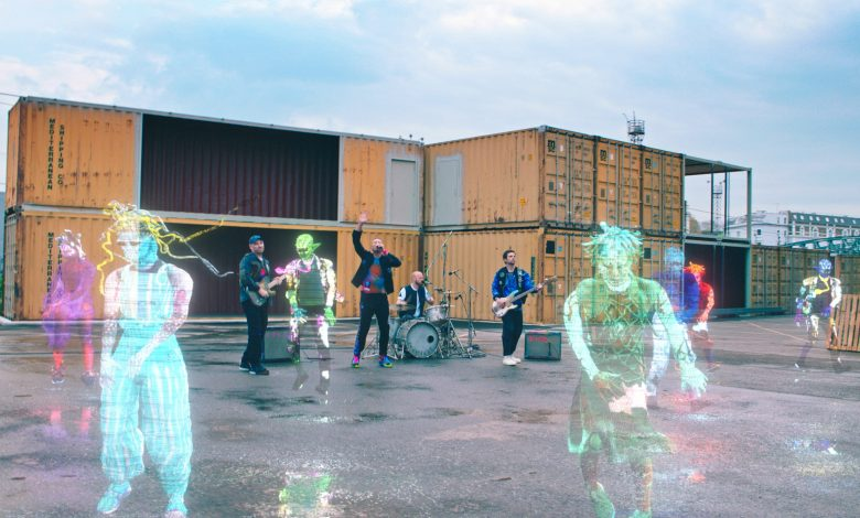 """Coldplay beam up new single """"Higher Power"""" to space"""