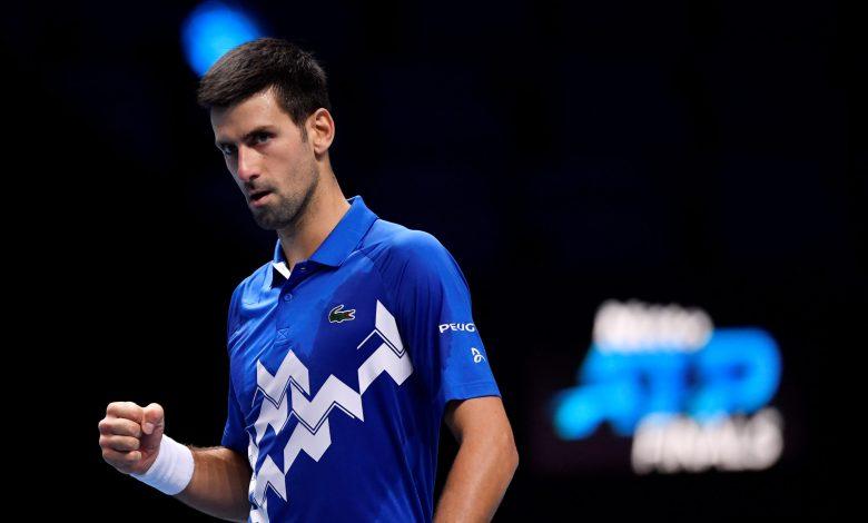 Novak Djokovic Continues Leading ATP Rankings