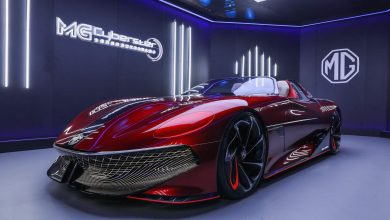 MG Motor reveals more details about its Cyberster Concept Car