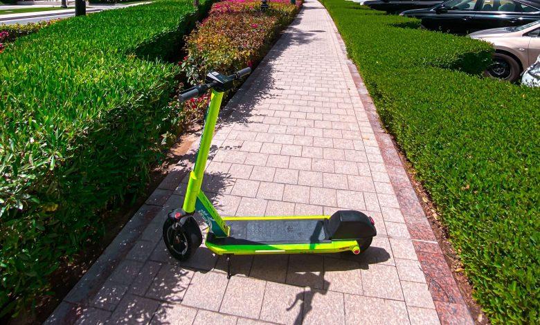 E-scooters confuse motorists