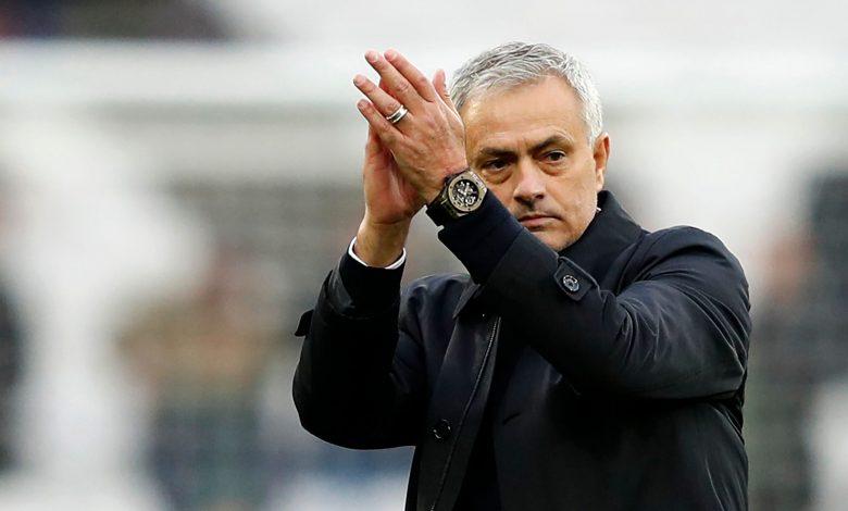 Jose Mourinho to Coach AS Roma next Season