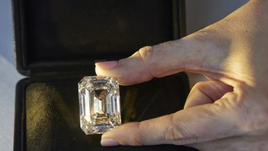 101 carat diamond to be auctioned in Geneva jewellery sale