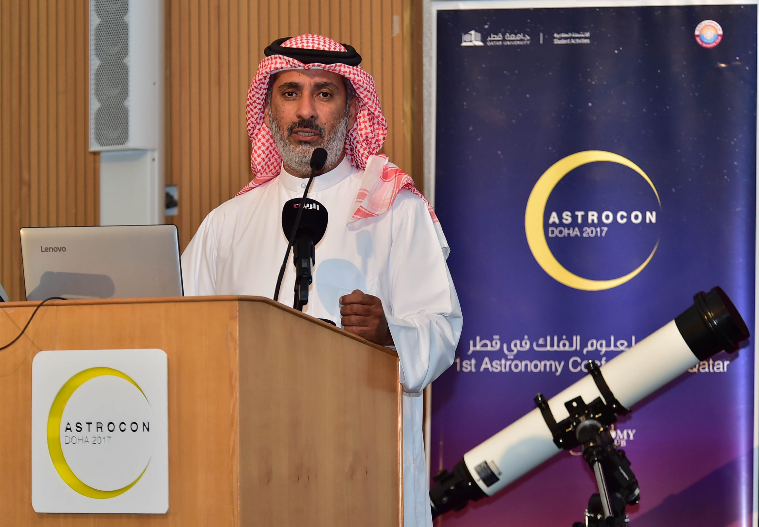 """Zodiac signs and their attributes are """"nonsense"""": Head of Qatar Astronomical Center"""