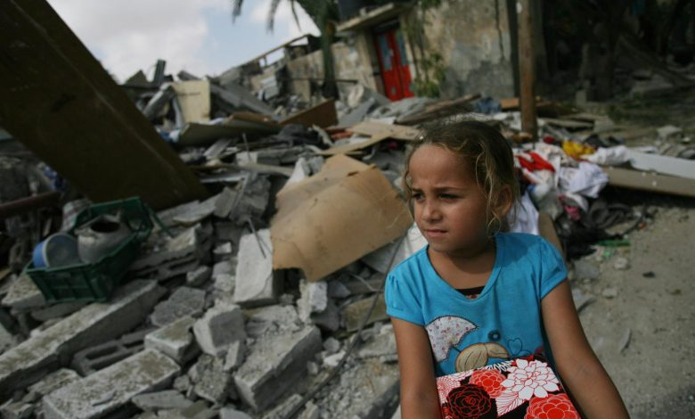 UNICEF calls for the protection of civilians, especially children, from Israeli attacks