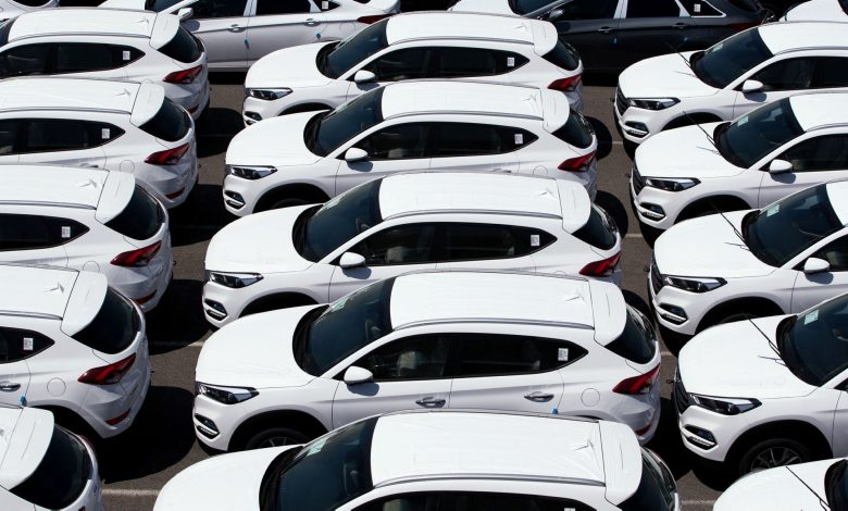 South Korea's Auto Exports Jump 53 Percent on Base Effect, Economic Recovery