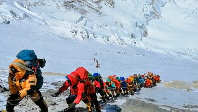 China to create 'line of separation' at Everest summit on COVID fears