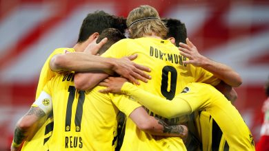 Dortmund Book Champions League Spot with Victory over Mainz