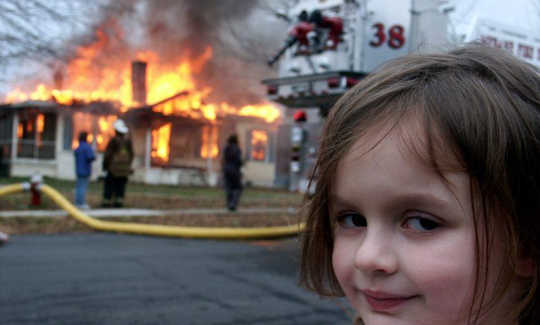 Zoë Roth sells 'Disaster Girl' meme as NFT for $500,000
